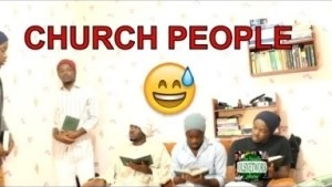Video: CHURCH PEOPLE (COMEDY SKIT) | Latest 2018 Nigerian Comedy